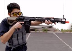 Evike: 6mm Proshop CTS Crane Stock Paintball, Airsoft, Crane, To Go, Guns, Around The Worlds, Popular, Style, Weapons Guns