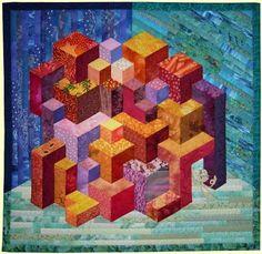 """2010 --- 76 x 75 cm / 30 """"x30"""" --- patroon beschikbaar"""