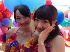 AKB48 31th ► Sayonara Crawl - Matsui Rena & Kashiwagi Yuki