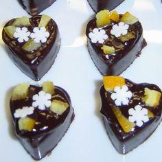Bonbon és trüffel házilag Mousse, Organize, Pudding, Chocolate, School, Ideas, Food, Deserts, Good Stocking Stuffers