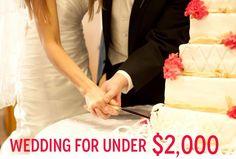 Wedding+for+Under+$2,000