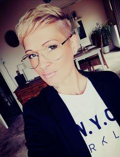 Blonde Pixie |