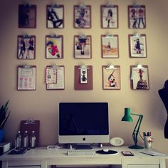 10 Bulletin Board Alternatives Ideas Cork Board Craft Room Home Diy