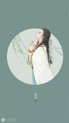 手绘古风女子画师:生活好像奇遇记 Amazing Drawings, Art Drawings, Korean Art, China Art, Anime Art Girl, Ancient Art, Japanese Art, Cute Art, Character Art