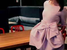 THE PINK DRESS |