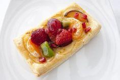 Hojaldre de Frutas Te enseñamos a cocinar recetas fáciles cómo la receta de Hojaldre de Frutas y muchas otras recetas de cocina.