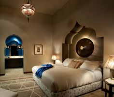 Bedroom #2 at Casbah Cove, Palm Desert, CA