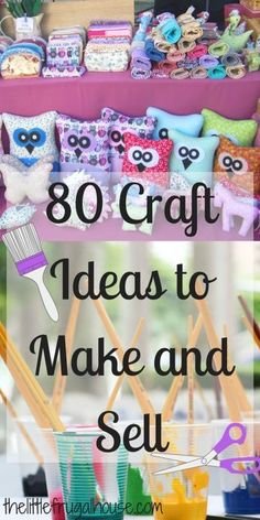 80 Crafts to Make and Sell Ever wonder if you could make any money selling crafts? Check out these 80 crafts to make and sell, and you just might find the perfect crafty side job! The post 80 Crafts to Make and Sell appeared first on Best Shared. Diy Craft Projects, Cricut Projects To Sell, Scrap Fabric Projects, Easy Crafts To Sell, Sell Diy, Crafts For Teens, Diy Gifts To Sell, Christmas Crafts To Sell Make Money, Make To Sell
