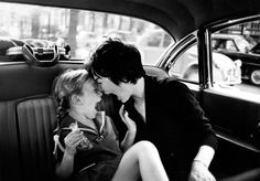Shirley MacLaine and daughter, photo by Leo Fuchs