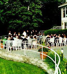 Lake Geneva Lakeside Wedding