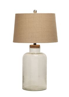 Unique And Contemporary Style Glass Fillable Table Lamp Home D | lamp | lighting, furniture | accents, home decor | accessories, wall decor, patio | garden, Rugs, seasonal decor,table lamp