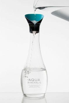 Pour Through Mineral H2O