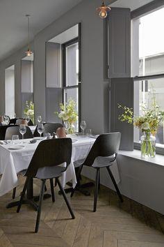 One Leicester Street Restaurant — London