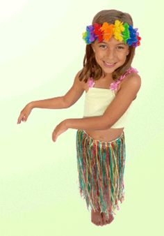 More Hawaiian party ideas