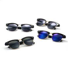 3502fc1da Fashion Eyewear Folding Polarized Sunglasses Oculos De Sol Classic Unisex  Vintage Brand Designer Retro Driving glasses