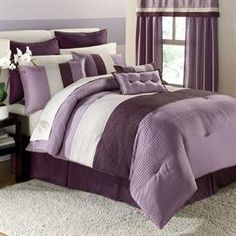 Our current comforter set