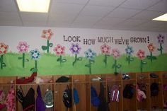 Kindergarten Rocks!: Spring Bulletin Board