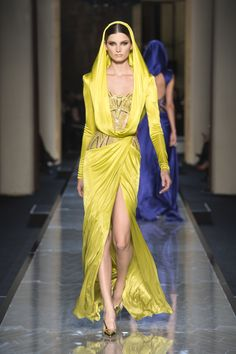 Atelier - Collection - Versace 2014