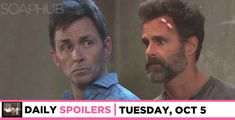Cameron Mathison, Cynthia Watros, General Hospital Spoilers, Kelly Monaco, Deal With The Devil, James Patrick, Best Pal