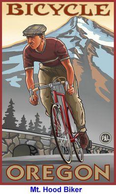 Bicycle Oregon