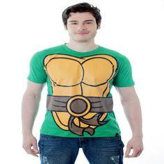 Camiseta Tartaruga Ninja