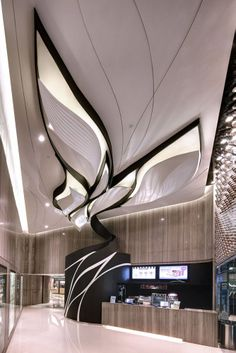 2010 Awards Winner Special Report - Interior design of the Boutique Cinema at Windsor House