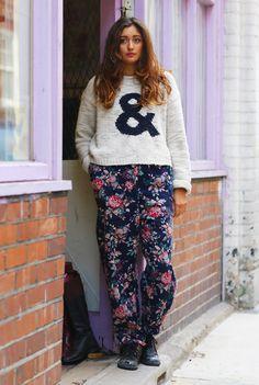 #fashion-ivabellini Ampersand, London | Street Fashion | Street Peeper | Global Street Fashion and Street Style