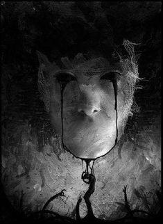 #dark #art #bleed