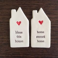 Image of house MAGNETS