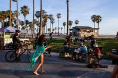 #Venicebeach #LA as part of Photographing America tour