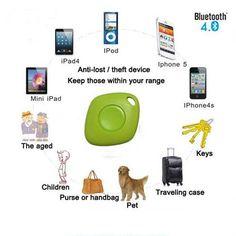 Dubai Deals For Wireless ITag Anti Lost Alarm Theft Device Model 2-2