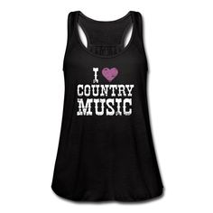 About I Love Country Music Tanktop This tank top is Made To Order, we print one by one so we can control the quality. We use DTG Technology to print I Love Country Music Tanktop Core Exercises For Women, Country Music Shirts, Country Lyrics, Country Tank Tops, Backless Homecoming Dresses, Feminist Shirt, Country Outfits, Workout Shirts, Fitness Shirts