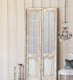 Vintage Mirror Doors