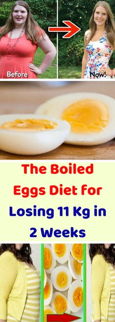If you want fast results, a boiled egg is the best food. With just a few eggs, citric fruits and veggies you get the diet perfectly! It boosts metabolism and burns fat too. Also, you will not be hungry all the time.