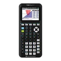 De TI-84 Plus CE-T grafische rekenmachine (met examenstand!) is dé rekenmachine voor het voortgezet onderwijs. Deze nieuwste versie heeft een 30% dunner design, een schitterend hogeresolutie kleurenscherm en een schokbestendig schuifdeksel.