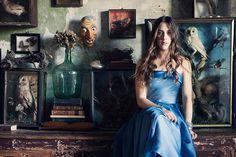 Picture This  Portrait Workshop Sydney 2015.. A little Frida Kahlo inspiration..Copyright Carla Coulson