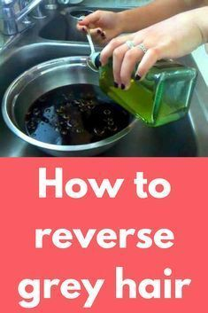 How to reverse grey hair Today we will show you, how can you reverse premature grey hair in just 7 days of time. For this you will need: 1 chopped onion 2 amla chopped Coconut oil First heat oil in a pan Once it is heated, add onion Now add amla Stir it H Grey Hair Remedies, Hair Remedies For Growth, Hair Growth, Stop Grey Hair, Grey Hair Dye, Premature Grey Hair, Coconut Oil For Skin, Hair Health, Hair Oil