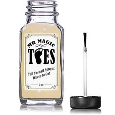 Antifungal Toenail Treatment Allnatural Mr Magic Toes for healthy pretty feet and nails Podiatrist Recommended for unsightly yellow fingernails and toenails caused by fungus or fungal infection -- To view further for this item, visit the image link. Toenail Fungus Treatment, Nail Treatment, Yeast Infection On Skin, Fungal Nail Infection, Toenail Fungus Cure, Toe Fungus, Yellow Finger