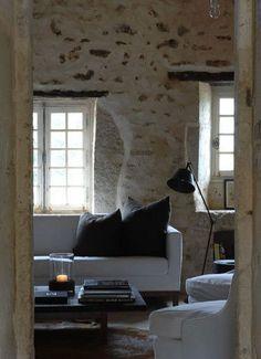 Walls + windows.