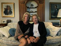 """Now 84 and grandmother to 35 young Kennedys, Ethel Kennedy is taking a rare turn in the public spotlight these days, 44 years after her husband, Robert F. Kennedy, was assassinated during his 1968 presidential run. """"Ethel,"""" a documentary film by Rory Kennedy, her youngest, has been making the rounds of film festivals and will air on HBO Oct. 18. Ethel and Rory recently sat down for an interview at the JFK Library."""