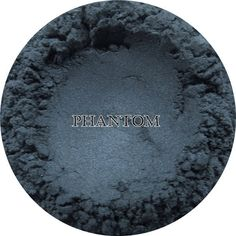 New Mineral Eyeshadow-Phantom ($5) ❤ liked on Polyvore featuring beauty products, makeup, eye makeup, eyeshadow, bath & beauty, eye shadows, eyes, grey, makeup & cosmetics and mineral eye makeup