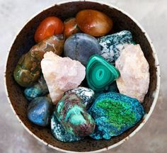 Wave buh-bye to a manic April and hello to a mindful May with these crystals.
