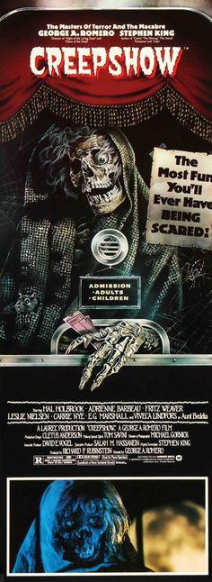 Creepshow (1982) Original Insert Movie Poster