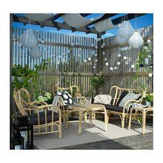 Elegant IKEA MASTHOLMEN 2 Seat Sofa, Outdoor