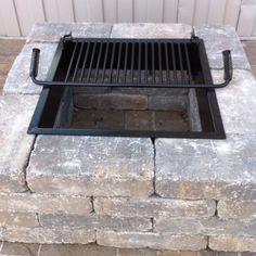 Great outdoor BBQ idea
