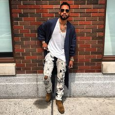 Sex, Clothes, and Rock 'n' Roll: Miguel Breaks Down His Style Evolution