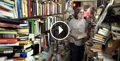The Final Months of Brooklyn's Most Cluttered Bookstore - The Community Bookstore, in Brooklyn, has no traditional storefront or open hours; if you're new to the neighborhood you may not realize it's a bookstore at all.