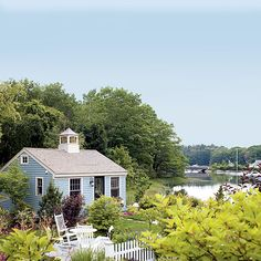 The Cottages at Cabot Cove, Kennebunkport, Maine - Best Seaside Cottage Rentals - Coastal Living