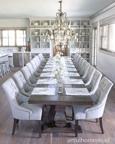 Cool Beautiful Large Dining Room Table Seats 12 24 For Home Fair Large Dining Room Sets Design Inspiration