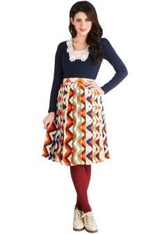 "****IT WAS SO HOT IT SWAPPED WITH LAINI K*****One for the Road Trip Skirt. Size small - brand new - Waist 26"" -"